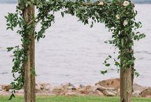 Ceremony Arch Inspiration