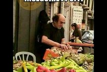 Frutta e verdura nelle stagioni