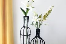 DIY, Crafts, DIY home decor... / DIY things like decorating your room or house