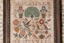 Alphabets & Samplers