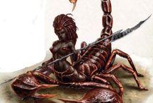 Mythological creatures and heroes / Mythology / by Gladys Elizondo