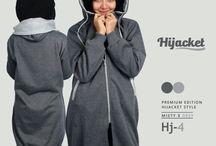 Jaket Hijab