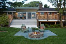Back yard inspiration / by Suzanne Coblentz