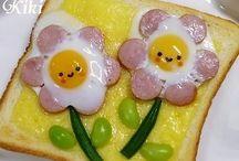 かわいいご飯