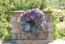 hortenzia dekor