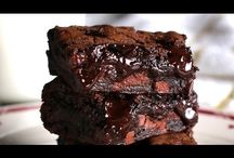 Receitas - brownies