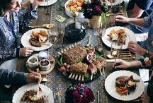 Mesa deco para foods