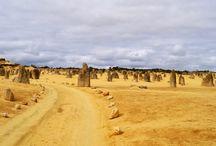 Australia - Pinnacles desert / Travel inspiration