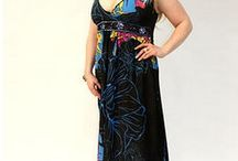 FatPhrocks / Gorgeous designs from a designer who knows her stuff when it comes to creating #tall and #plussize dresses. Also created Wingz - every woman's answer to arm coverage and accessorising sleeveless outfits in style.