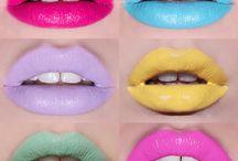 Lipstick & gloss