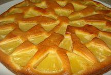 Torta de ananás
