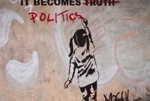 A Little Bit Of Politics / by Farrah Kaeser