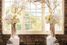 Wedding flower church arrangments