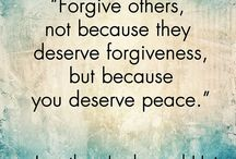 Forgive others!!
