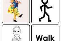 walk visual