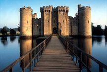 Castillos Inglaterra