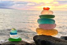 Kunst: Strandglas