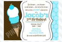 Party Invitations / Birthday Party Invitations, Invitations, party decorations, birthday invitations, Invite, party invitations, Party Decorations, Baby Shower Invitations, Party Invitations, Invites, personalized thank you cards, Kids birthday party invites