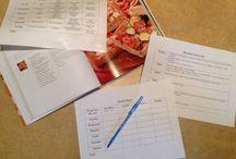 Menu Planning / Ideas to make meal planning easier.