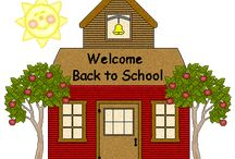 Back to School / by Vicki Holloway