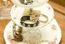 Jewelry - Displaying and Organization