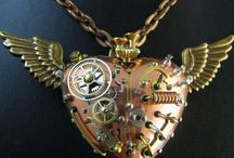 Steampunk Accessories / Check out this steampunk inspired production THE HARLEQUIN HYPNOSIS SHOW http://www.harlequinhypnosisshow.com