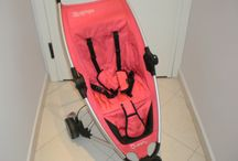 Stroller - Baby carrier / Quinny