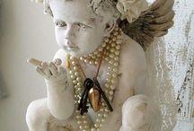 andělé -andilci