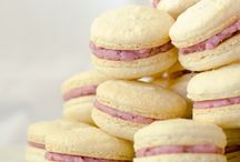 Sweets - Macarons!!! / by Ashton McKenzie