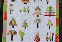 Holiday Quilts / by Karen Ganske