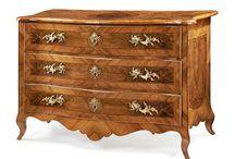 Baroque and Regal Rococo / Antique Baroque & Rococo Furniture