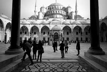 Mosques And Dome / Camiler ve Kubbeler