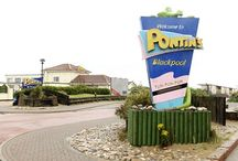 Pontins Blackpool - Demolition / Steptoes Yard demolition division, Hardcore Crushing have been awarded a 'joint venture' contract to carry out the demolition of former family holiday camp Pontins Blackpool.