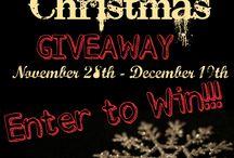Author Giveaways / Author giveaways