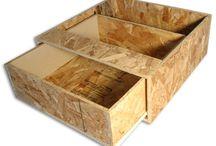 møbler og bygging