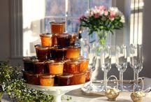 Wedding / Eat This 2.5oz mini jars make fantastic wedding favors