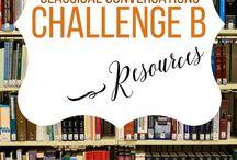CC | Challenge B Resources