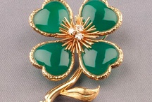 Brooch ~ Stone Green
