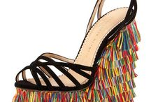 SHOES / by Rebecca Jeffreys