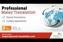 Omni Services / We can translate over 30 different languages for you