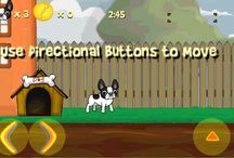 French Bulldog World Screenshots / Screenshots of the game, French Bulldog World