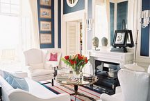 Dream Family Rooms / by McKenna Michels