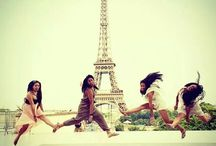 Fab Four / Just four cousins/sisters living by proms and travel place. Be ferocious!