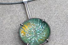 """Etsy Metal Team - Handmade Jewelry on Etsy / To find some truly fabulous metal jewelery on etsy, search """"etsymetal"""". These are some of my favorites!"""
