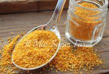 arancia polvere