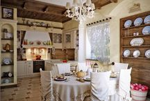 My dream kitchen / My future kitchen decorations and style