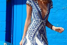 love of blue&white / by Virginia Boswell