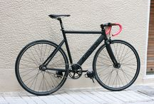 Fixed gear bike / Fixed gear bikes