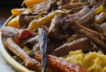 Slow cooker recipies / Favorite recipes for the slow coker