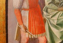 15th century male fashion in art